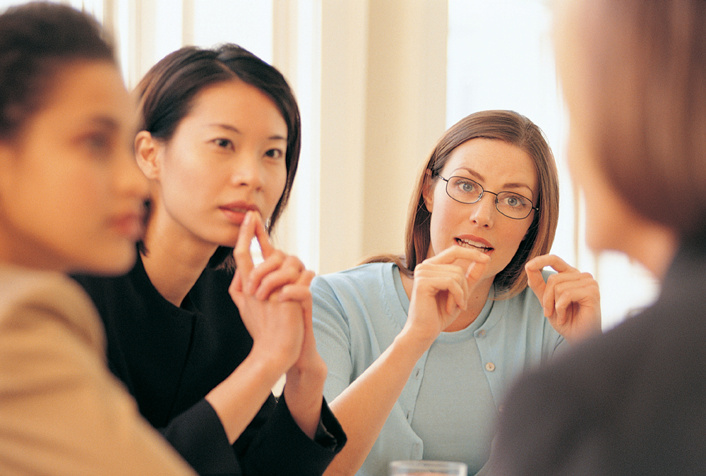 Workplace Authority Affects Men And Women Differently