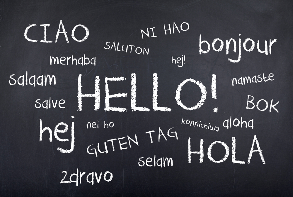 Speaking Multiple Languages Routinely Exercises Your Brain