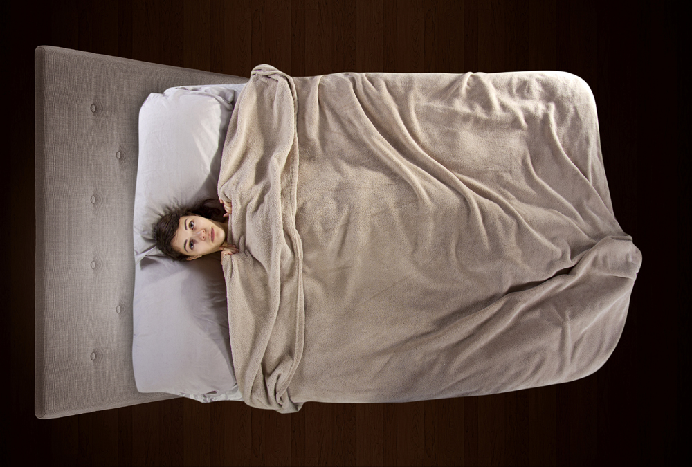 Better Sleep Could Help Those Overwhelmed By Negative Thoughts