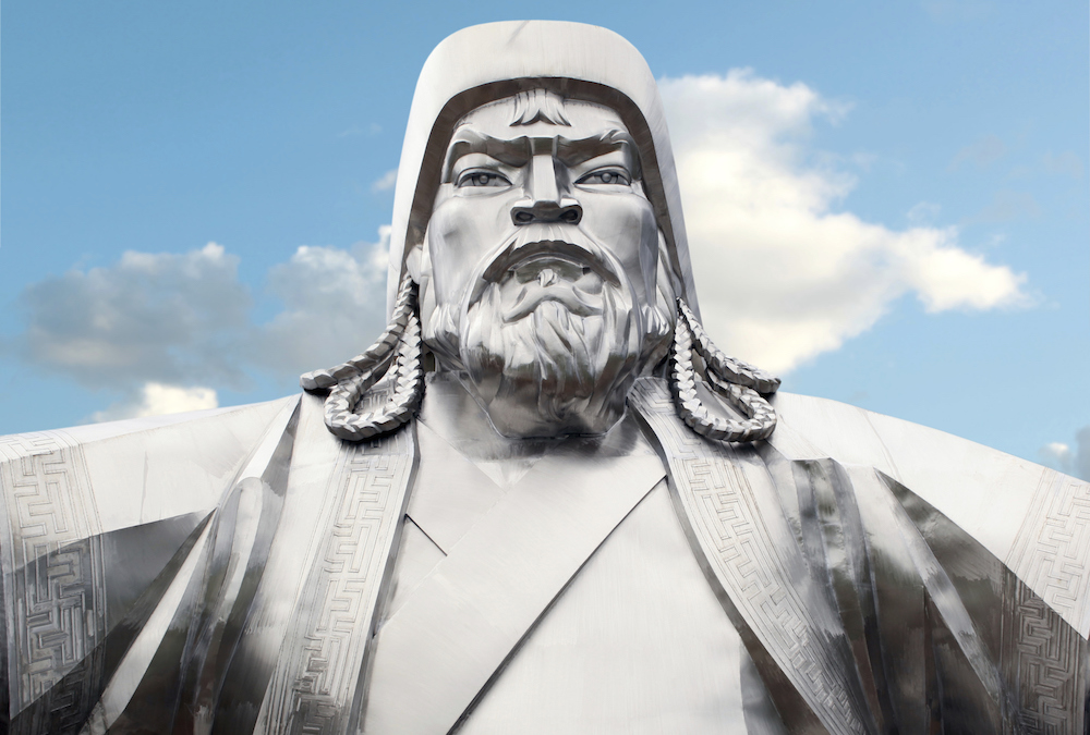 Genghis Khan's military base discovered in southwest Mongolia