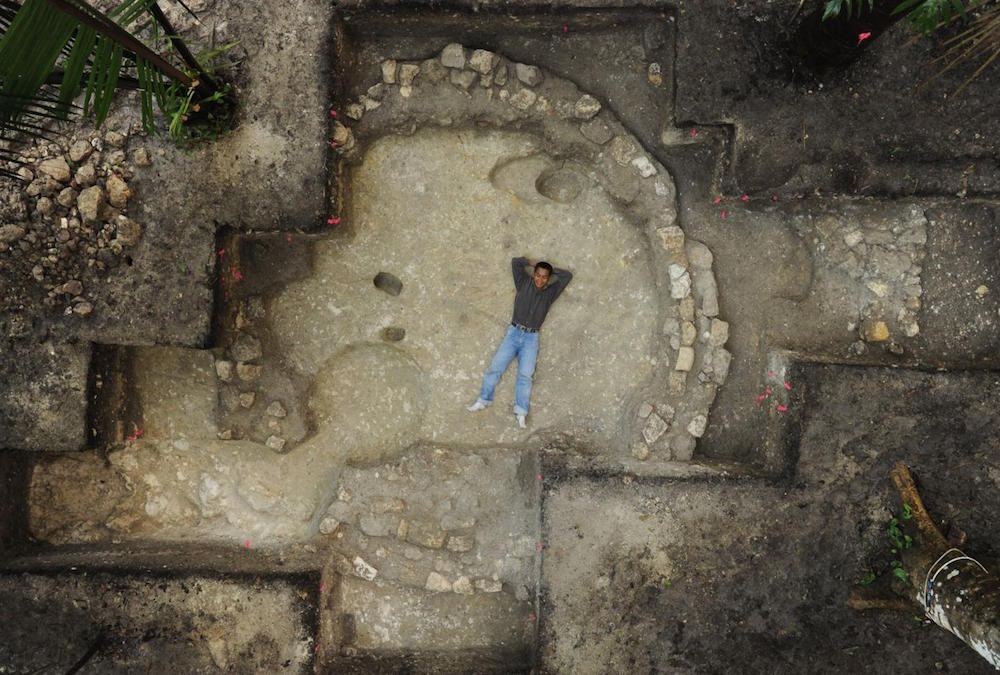 Maya 'melting pot' discovered in Guatemala
