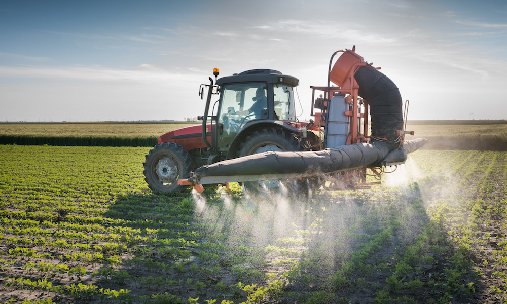 California EPA to label Roundup herbicide as 'carcinogenic'