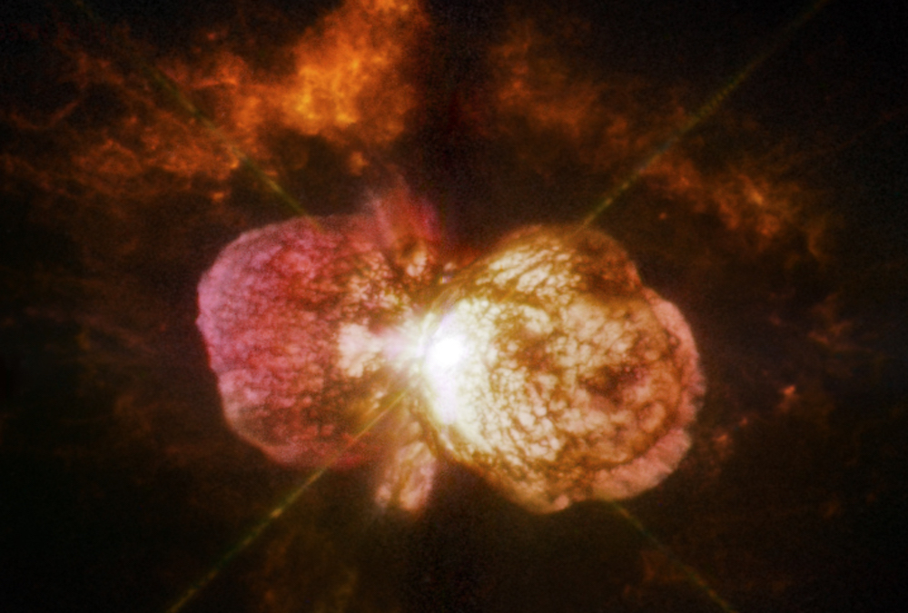 Astronomers find 'twins' of massive star Eta Carinae
