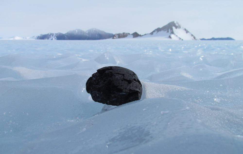 antarctic radioactive dating of meteorites