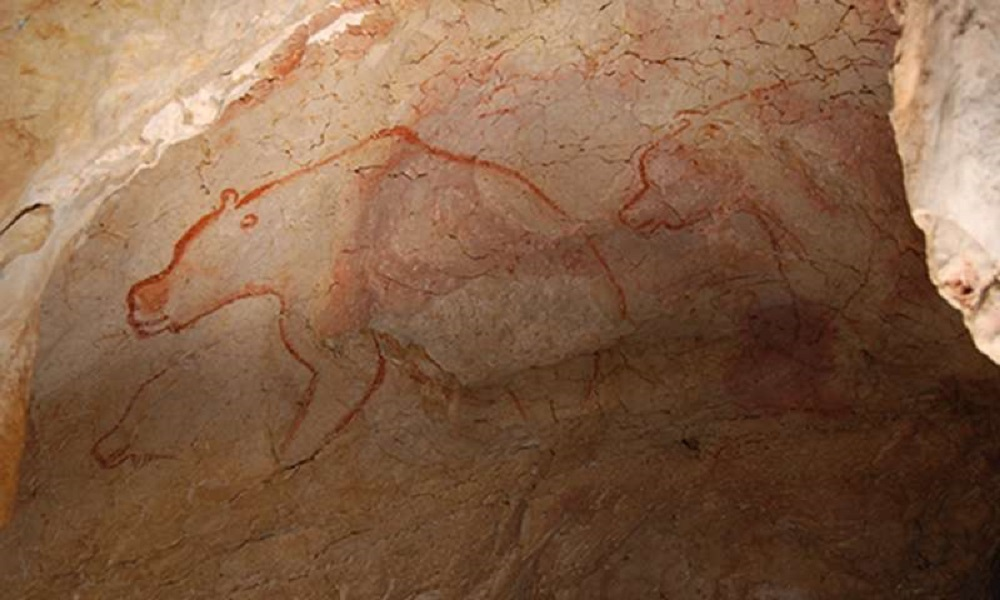 French cave paintings are 10,000 years older than we thought, oldest in the world