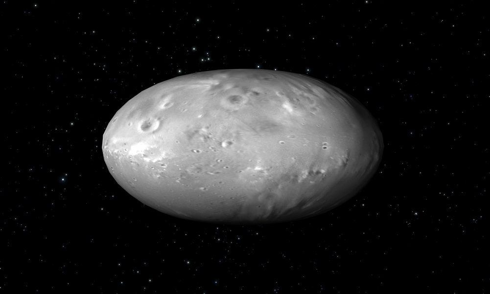 Styx Pluto S Moon: Pluto's Moon Nix Is Covered In Water Ice, Says NASA