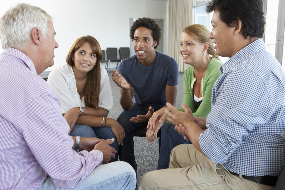 How joining a fibromyalgia support group can help