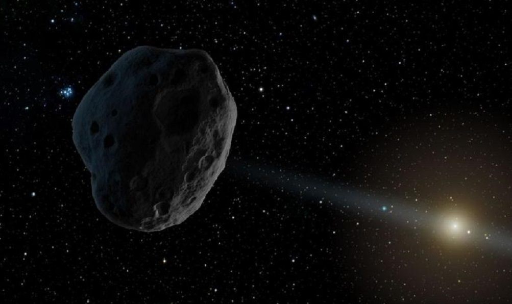 Asteroid 2017 AG13 passed between the Earth and Moon and we hardly noticed