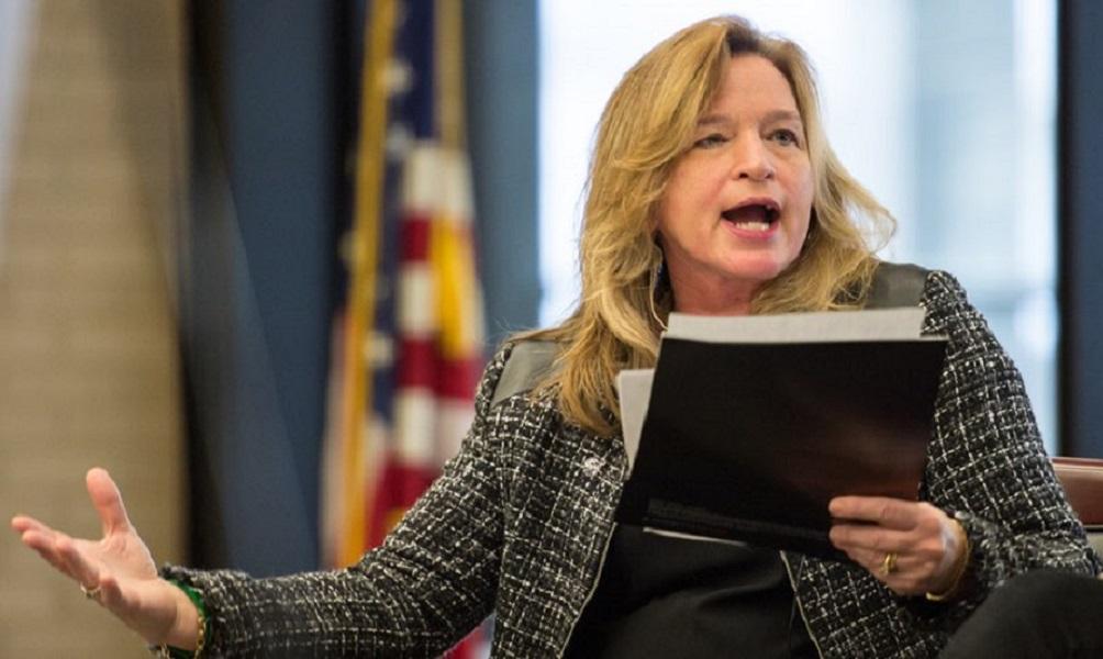 NASA's chief scientist Ellen Stofan departs agency