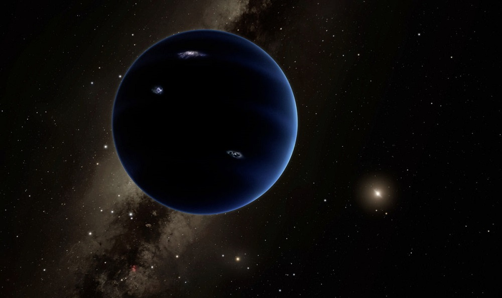 Planet Nine may be a 'rogue planet' captured by the Sun