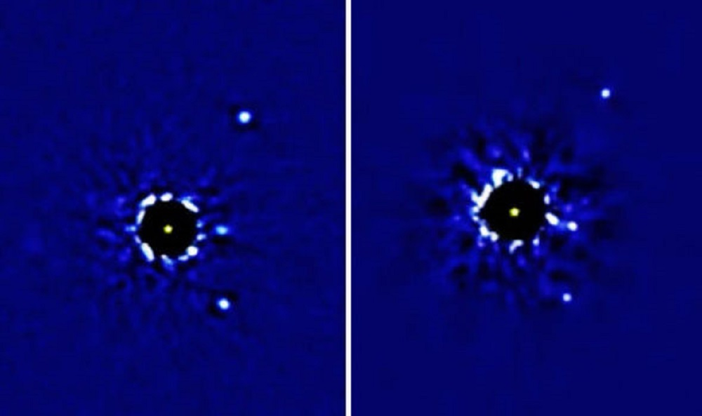 VIDEO: Watch three planets orbit a star 129 light years from Earth