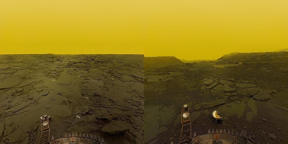 NASA's new computer chip could survive three weeks on Venus