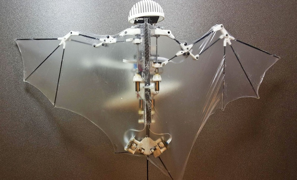 New bat-inspired drone is the 'holy grail' of flying robots