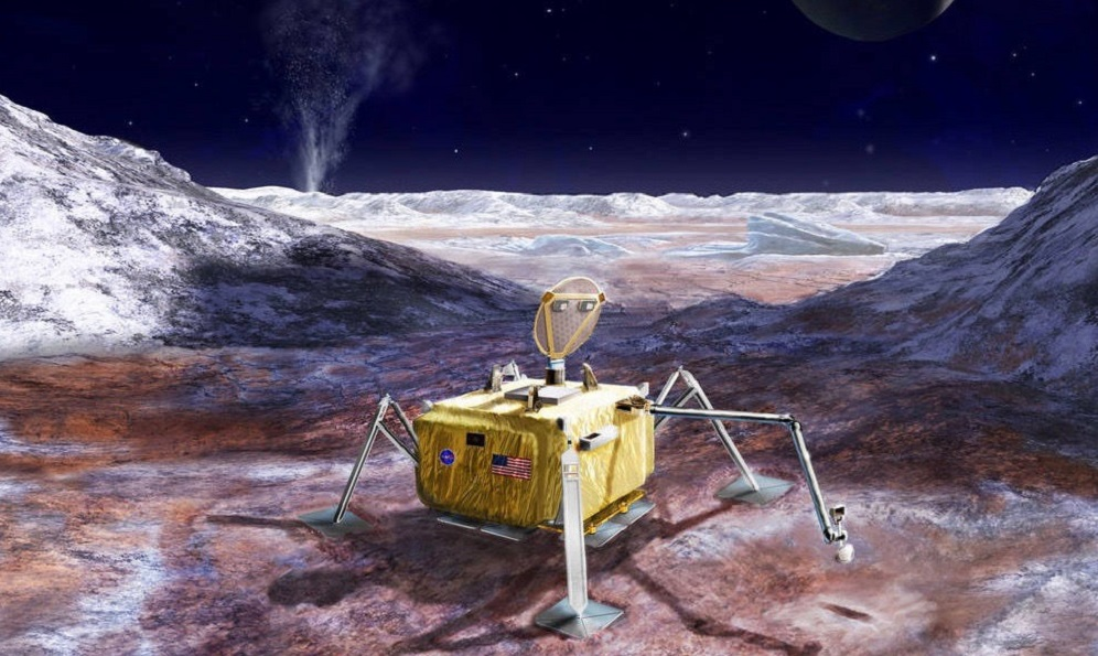 NASA wants to send a life-detecting mission to Europa