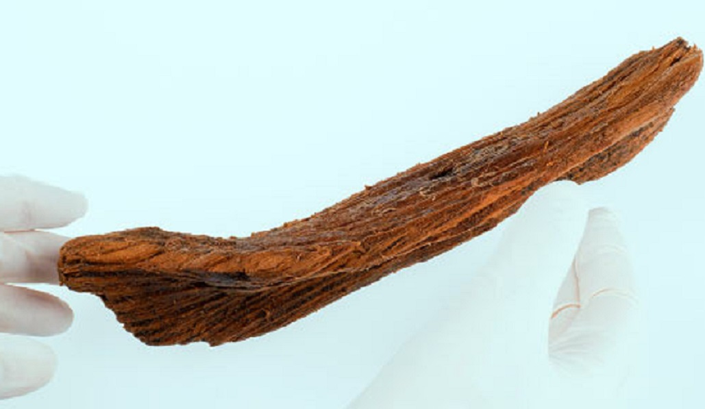 1,000-year-old wooden toy boat discovered in Norwegian well