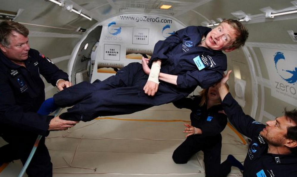 Virgin Galactic is taking Stephen Hawking to space