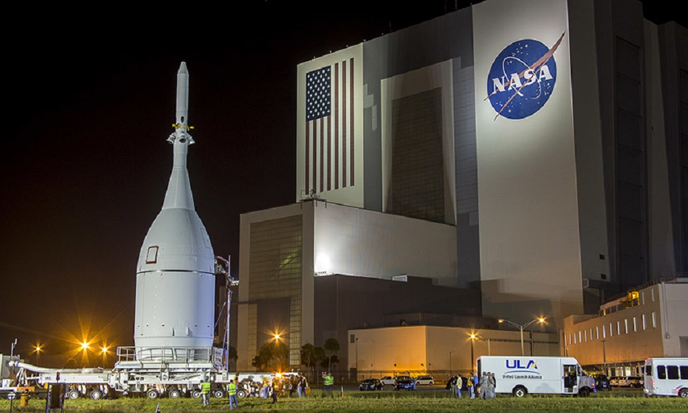 New NASA budget demands manned Mars mission by 2033