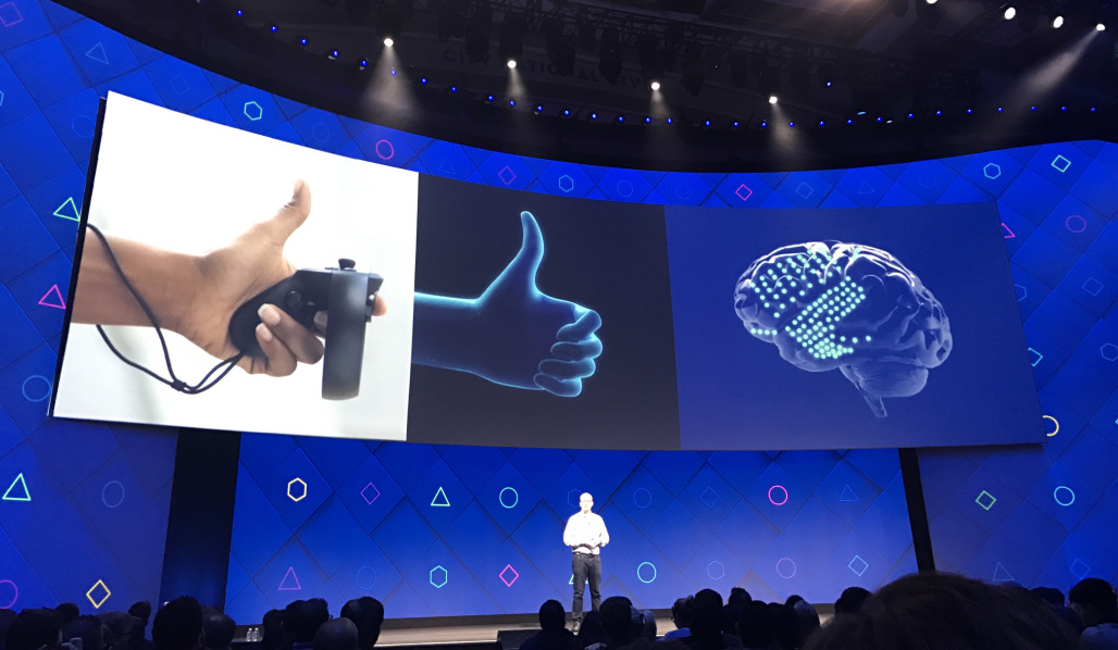 Facebook is building a brain-computer interface to let you type with your mind