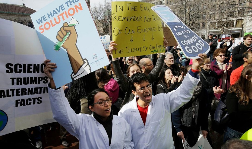 March for Science to take place this weekend
