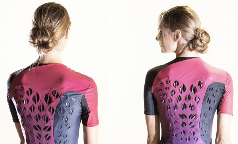 MIT creates bacteria-powered clothing straight out of science fiction