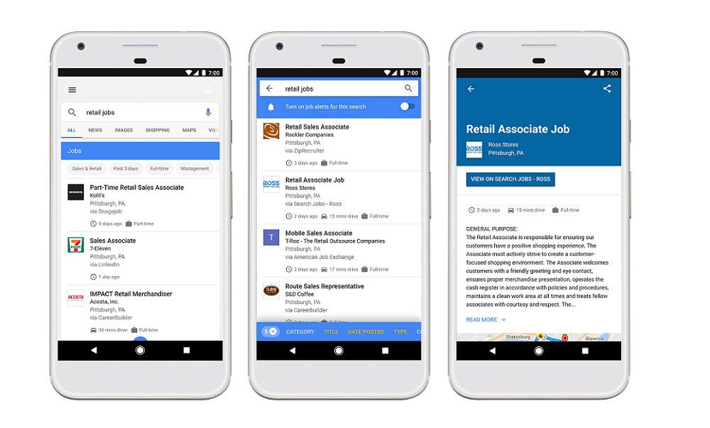 Google unveils new AI-backed search tool for job seekers