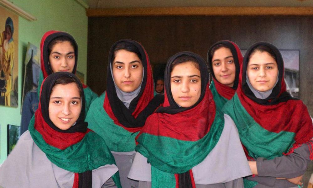 U.S. denies visa for all-girl robotics team from Afghanistan