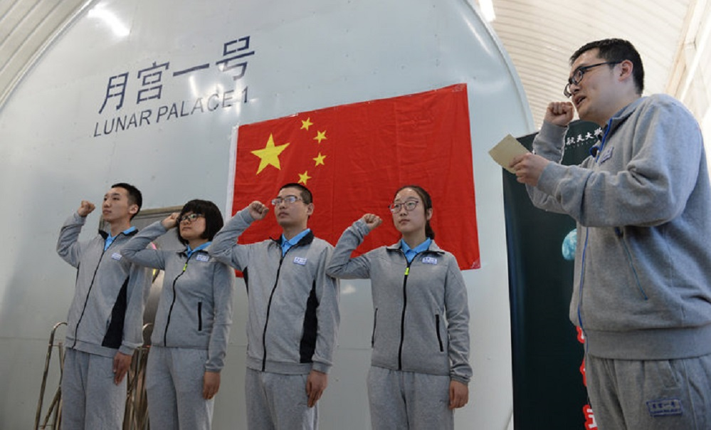 China launches 200-day simulated space station experiment