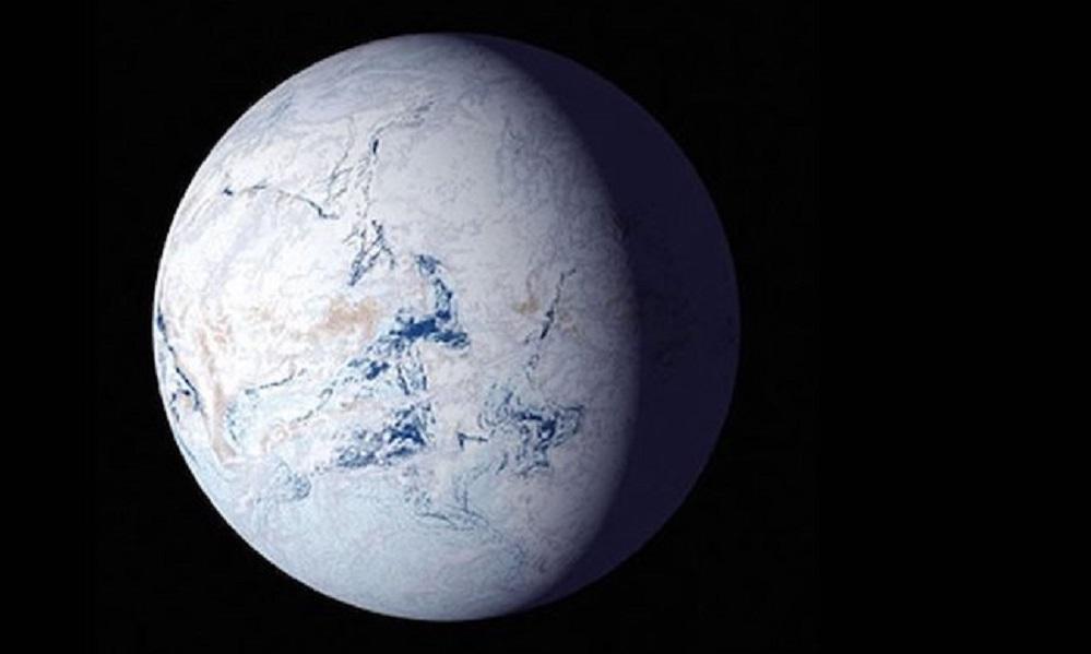 'Snowball Earth' helps explain the origin of complex life