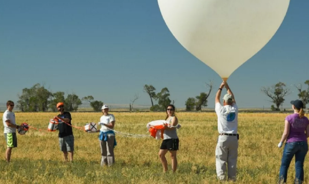 Here's why NASA is launching bacteria into the eclipse on balloons