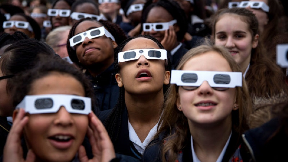 Be on the lookout for dangerous fake solar eclipse glasses