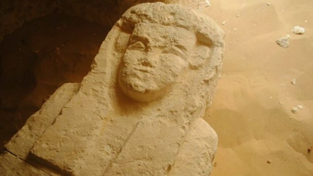 Archaeologists unearth 2,000-year-old burial ground in Egypt