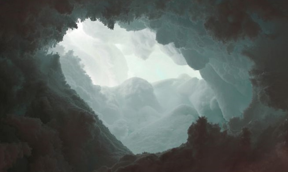 Researchers find 'intriguing' DNA in warm Antarctic caves