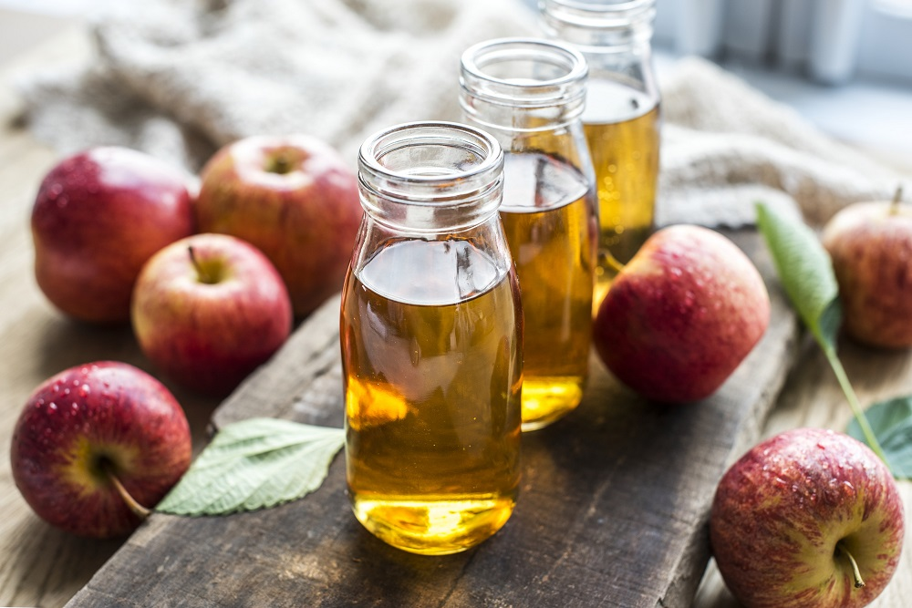 4 Health Benefits of Apple Cider Vinegar You Should Know About